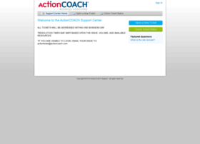 support.actioncoach.com