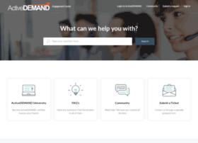 support.activedemand.com