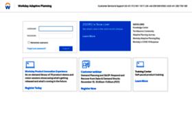 support.adaptiveplanning.com