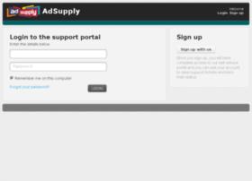 support.adsupply.com