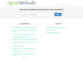 support.agentmethods.com