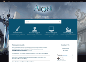 support.aiononline.com