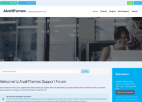 support.aivahthemes.com