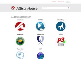 support.allisonhouse.com