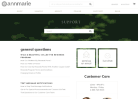support.annmariegianni.com
