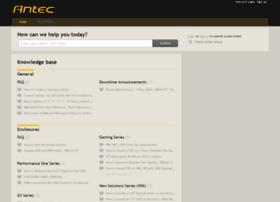 support.antec.com