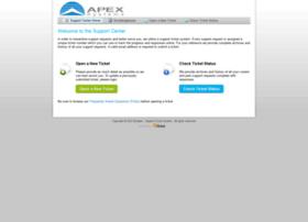 support.apexsystemsinc.com