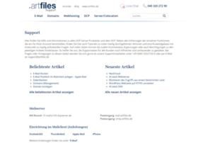 support.artfiles.de