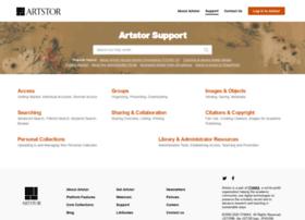 support.artstor.org