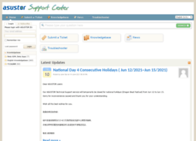 support.asustor.com