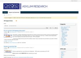 support.asylumresearch.com