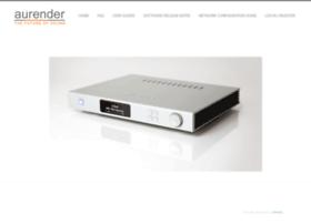 support.aurender.com