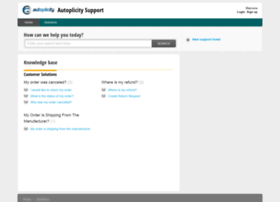support.autoplicity.com