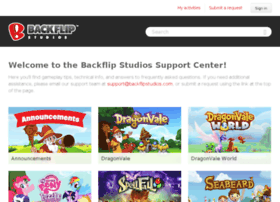 support.backflipstudios.com