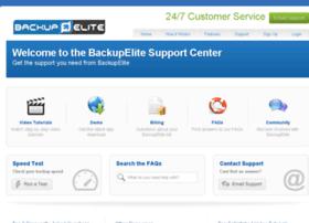 support.backupelite.com