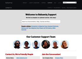 support.balsamiq.com