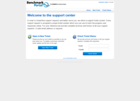 support.benchmarkportal.com