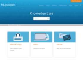 support.blueconic.com
