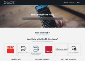support.bluos.net
