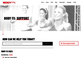 support.bodyfx.com