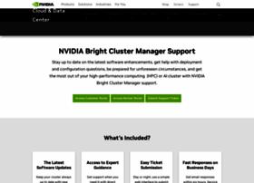 support.brightcomputing.com