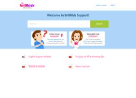 support.brillkids.com