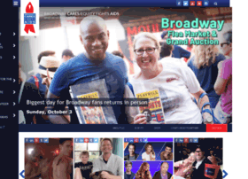 support.broadwaycares.org