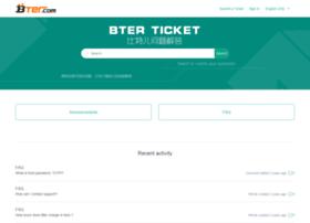 support.bter.com