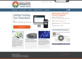 support.buildachurchwebsite.com