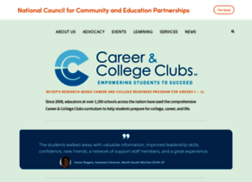 support.careerandcollegeclubs.org