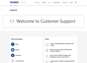 support.casio.com.tw