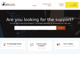 support.catsplugins.com