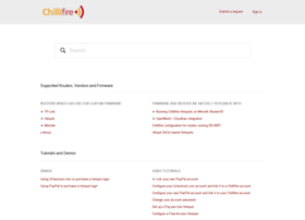 support.chillifire.net