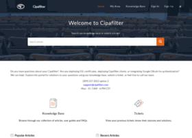 support.cipafilter.com
