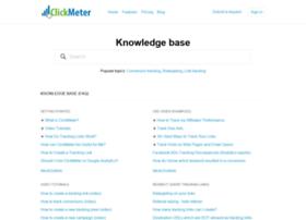 support.clickmeter.com