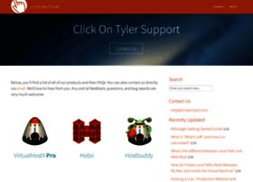 support.clickontyler.com