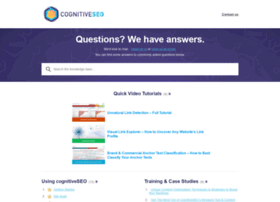 support.cognitiveseo.com
