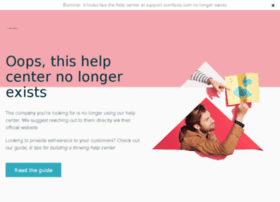 support.comfacts.com