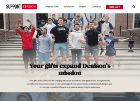 support.denison.edu