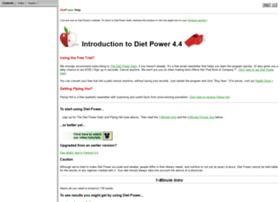 support.dietpower.com