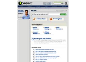 support.domainit.com