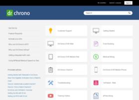 support.drchrono.com