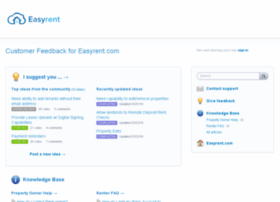 support.easyrent.com