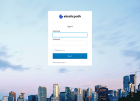 support.elasticpath.com