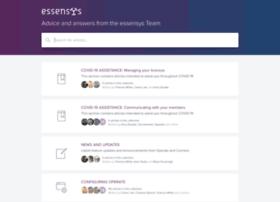 support.essensys.tech