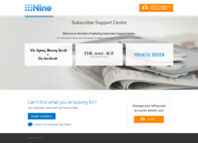 support.fairfaxmedia.com.au