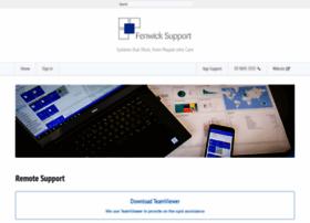 support.fenwicksoftware.com.au