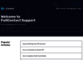 support.fullcontact.com