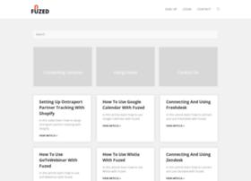 support.fuzedapp.com