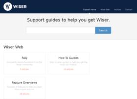 support.getwiser.com